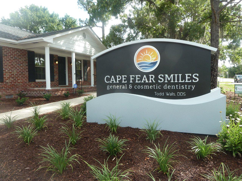 Cape Fear Smiles – Dr. Todd Walls